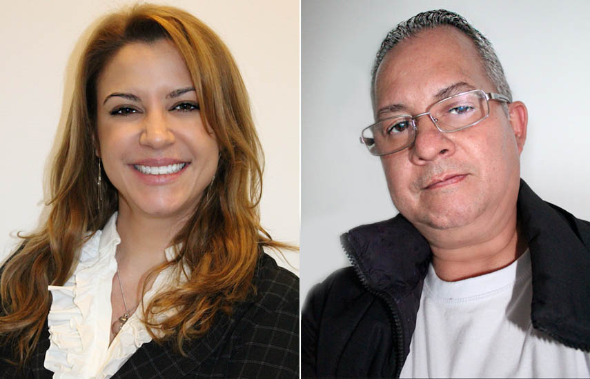 Ana Paula Keller y Anibal Munhoz, fundadores de la nueva Kitchen internacional.