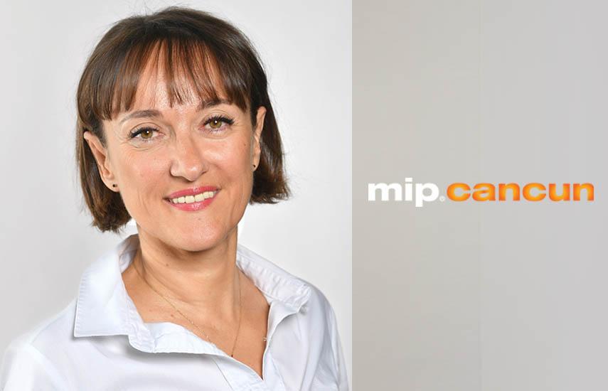 Benedicte Touchard, directora de MIP Cancún.