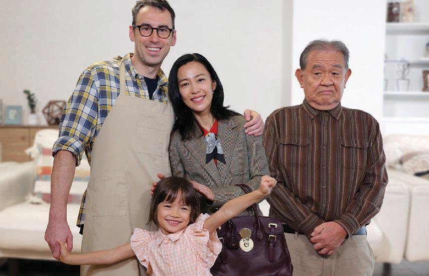 La segunda temporada de la comedia familiar Home Sweet Tokyo estrena por la señal este próximo viernes 30 de noviembre a en horario nocturno.
