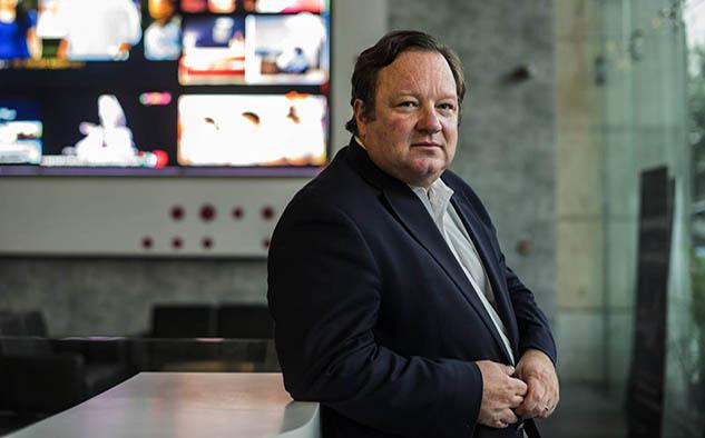 Bob Bakish, presidente y director ejecutivo de Viacom, se convertirá en presidente y director ejecutivo de la compañía combinada.