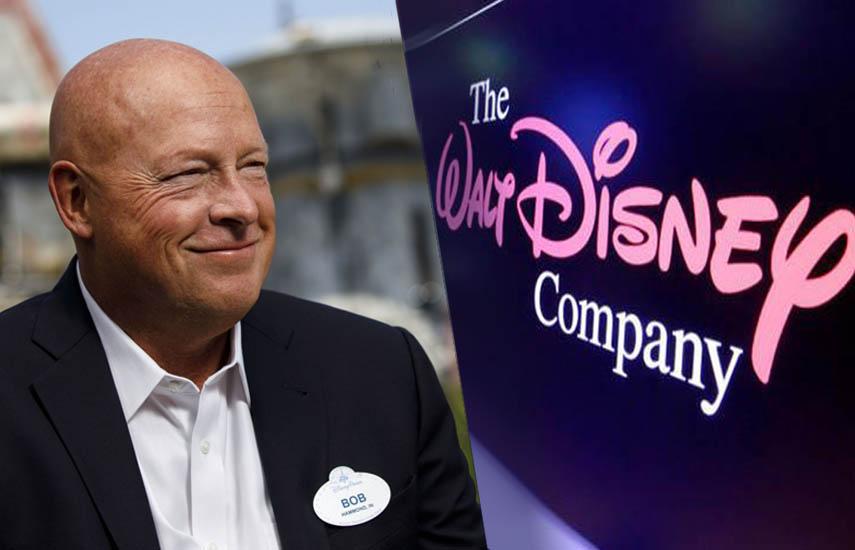 Bob Chapek, CEO de The Walt Disney Company