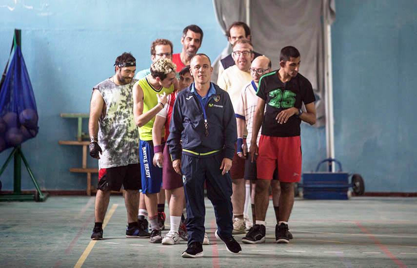 'Campeones', dirigida por Javier Fesser, fue seleccionada para representar a España en los próximos premios Oscar como mejor película de habla no inglesa.