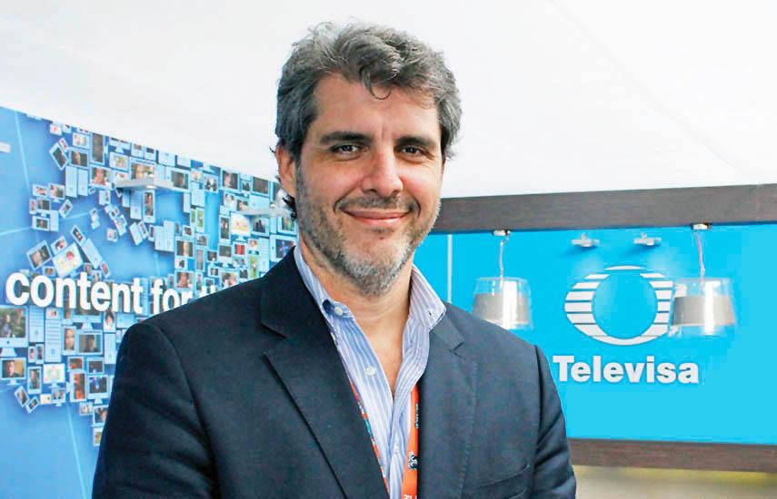 Carlos Bardasano, Presidente de W Studios.Univision Communications