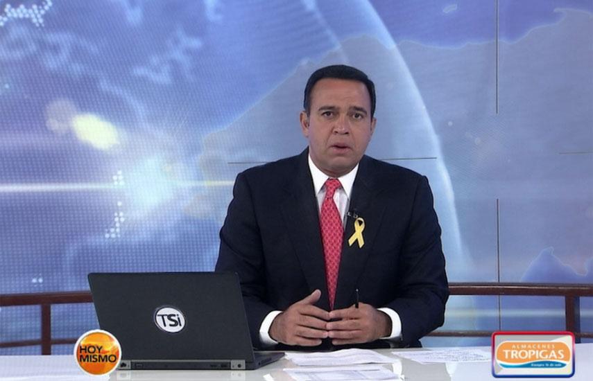 El noticiero hondureño Hoy Mismo, con más de 30 años de trayectoria, y liderado por el veterano periodista Edgardo Melgar, cubre las noticias nacionales e internacionales, incluyendo las últimas informaciones sobre deportes, negocios, salud y cultura en Honduras.