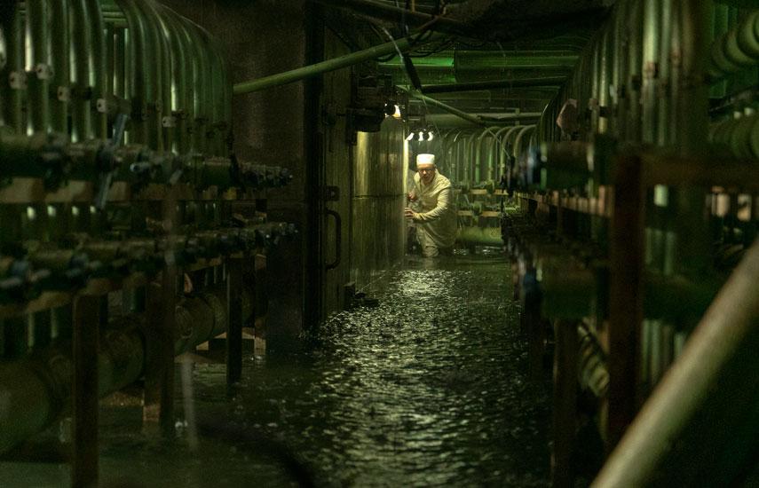 Chernobyl, la producción de HBO, se alzó con dos premios: Mejor Miniserie o Película para Televisión y de Mejor Actor de Reparto en una serie, miniserie o película para televisión (Stellan Skarsgård).