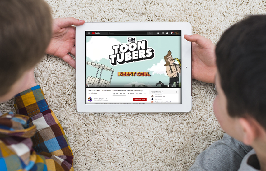 Los videos dirigidos a los niños son muy populares, al igual que los que mostraban a niños menores de 13 años, independientemente de la audiencia a la que estuvieran destinados.