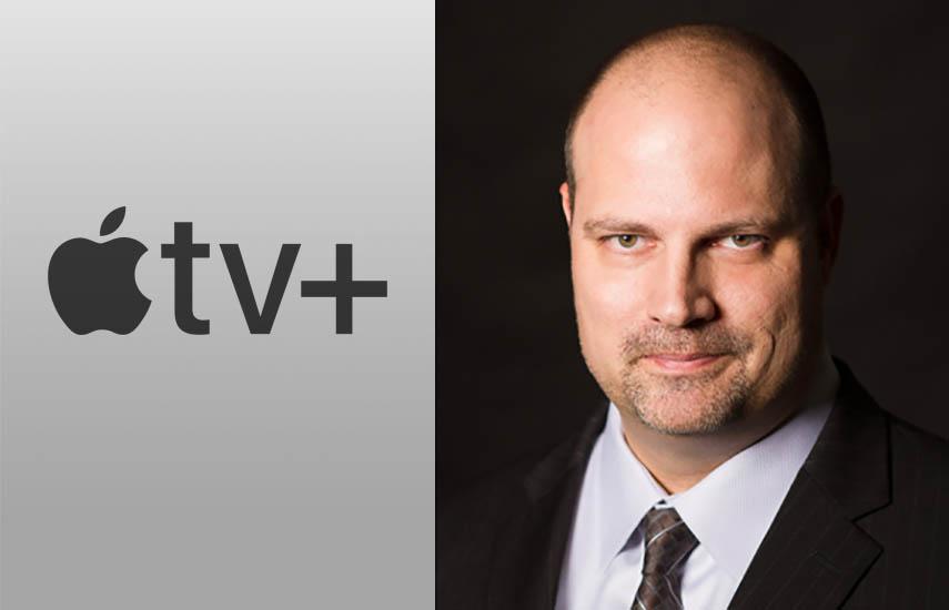 Chris Parnell pasa a integrar equipo de Apple Tv+.