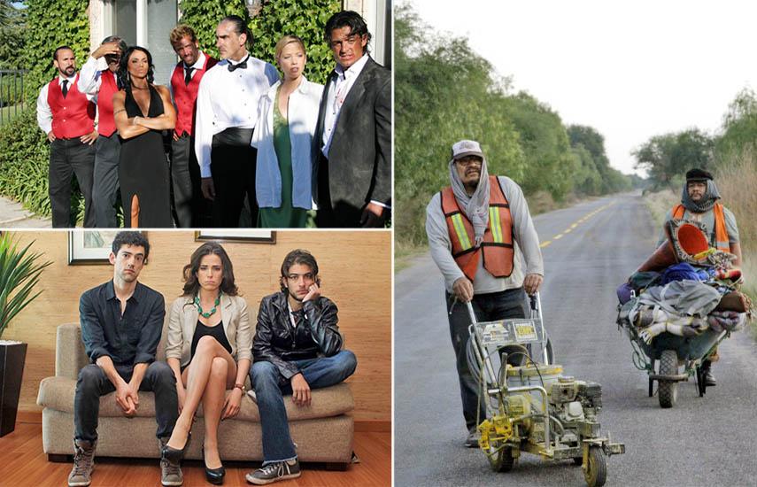 """'Ladrón que Roba a Ladrón', 'Nosotros los Nobles' y 'La Delgada Línea Amarilla"""" integran el maratón por la celebración del 20 Aniversario del canal."""