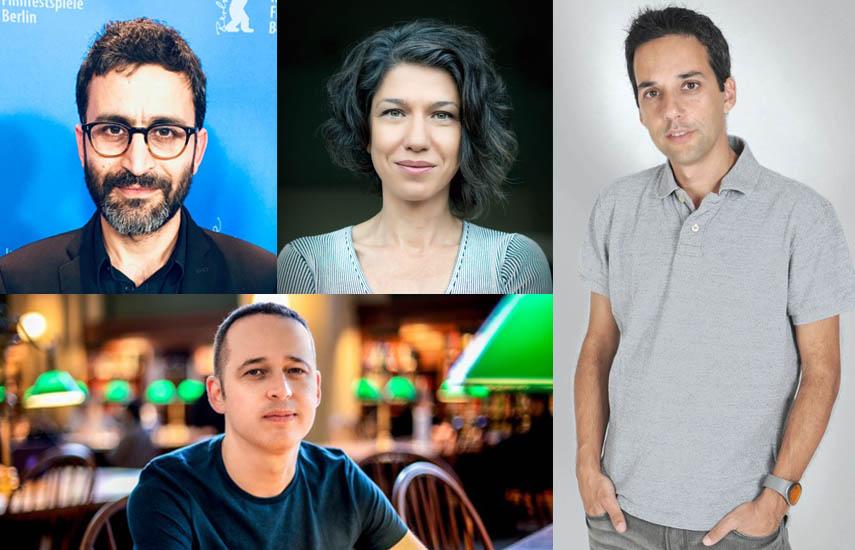 Fertile Crescent es co-creado por Eitan Mansuri, Maria Feldman, Amit Cohen y Ron Leshem, estos últimos escritores de la misma.