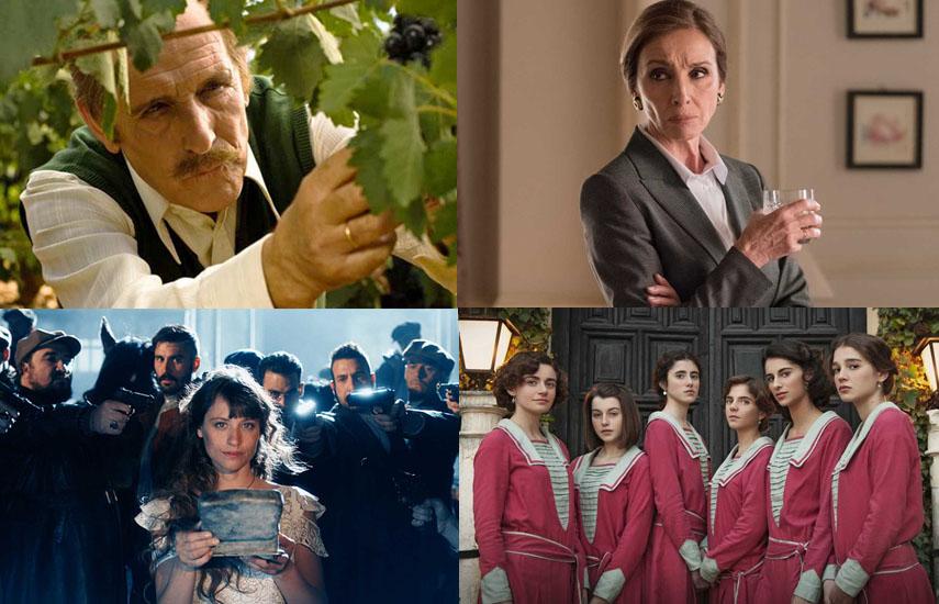 Las más de 20 mil horas de programación ofertadas incluirán ahora series de primetime más recientes de RTVE, como Gran Reserva, Traición, El Continental' y La otra mirada.