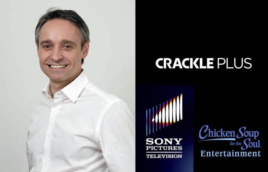 Como presidente de Crackle Plus, Philippe Guelton supervisará la fusión de los activos de CSS Entertainment y Sony Pictures Television en Crackle Plus.