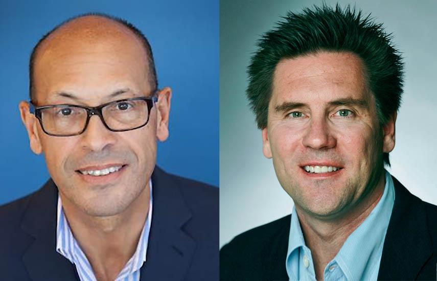 David Ellender, nuevo CEO de Sonar Entertainment y Tom Lesinski, director activo de la Junta Directiva.