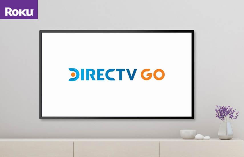 Los usuarios de Roku pueden encontrar DirecTV GO en el Roku Channel Store, ubicado en la pantalla principal de su dispositivo.