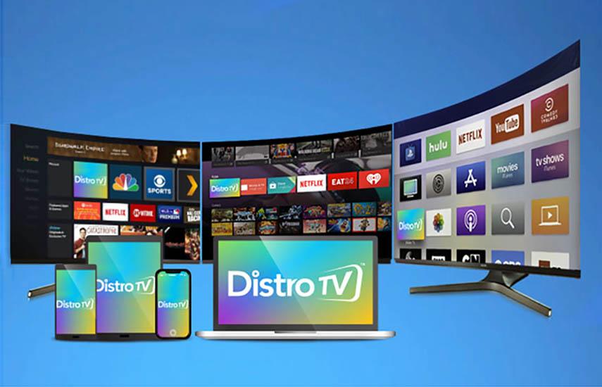 DistroTV es gratis para los consumidores y ya está disponible a través de Apple iOS, Android, Amazon Fire TV y Roku.