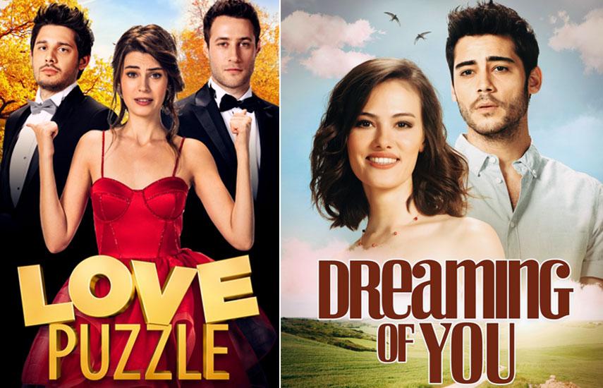 Las dos series se estrenarán en la TV Show de Turquía a finales de este mes.