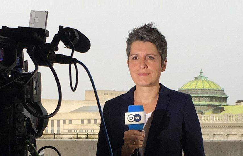 Ines Pohl, Deutsche Welle