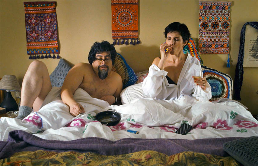 Uno de los estrenos es 'El Derechazo', comedia política que retrata una interpretación satírica de las elecciones presidenciales chilenas de 2013.