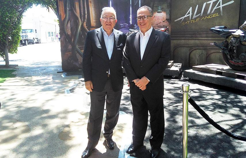 Elie Whaba y Ricardo Rubini destacaron el diferencial de calidad e innovación de las producciones de Fox.