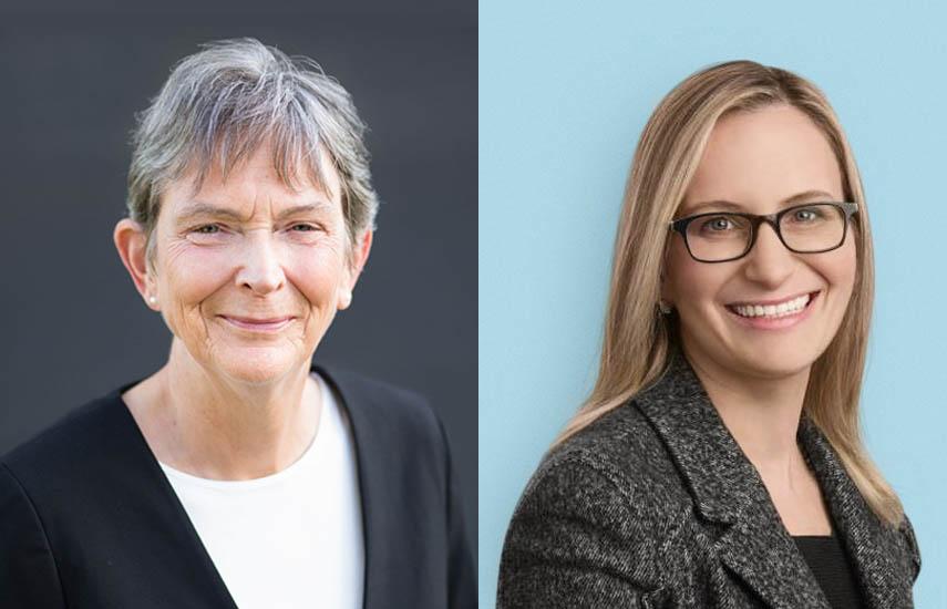Ellen M. Pawlikowski y Jacqueline Reses