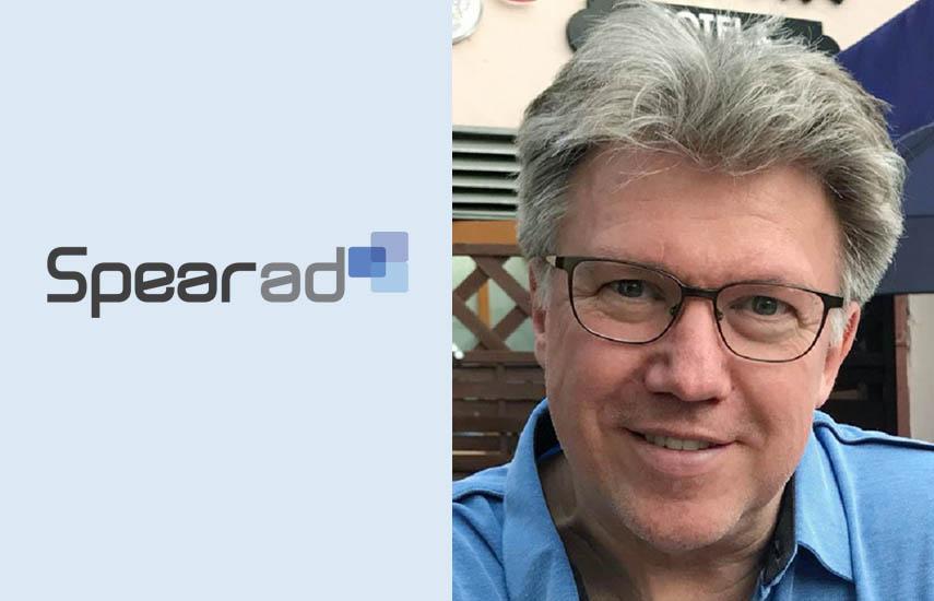 Erhard Neumann, CEO de Spearad