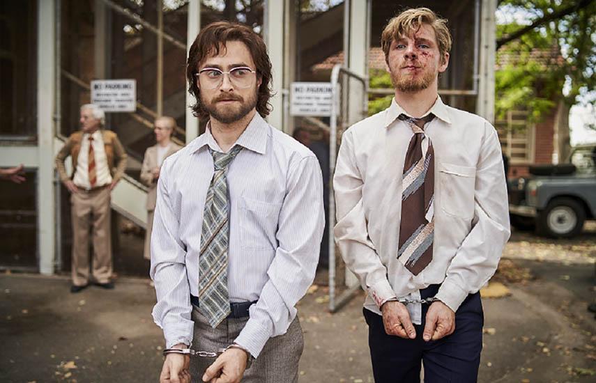 Escape from Pretoria, protagonizada por Daniel Radcliffe, ópera prima del director británico Francis Annan, estrenará el nuevo acuerdo.