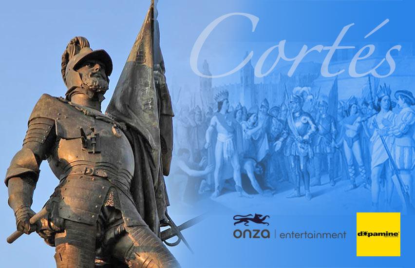 El V centenario es un gran momento histórico para abordar en la ficción la figura histórica de Hernán Cortés