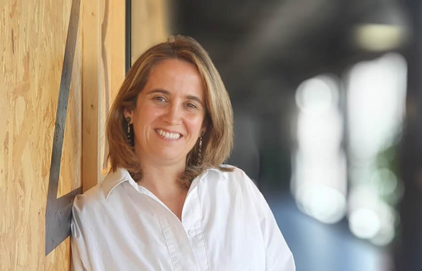 Esther Agraso, directora del Área Internacional de Plano a Plano.