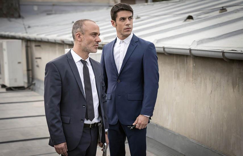 La Corporación española presenta la segunda temporada de 'Estoy Vivo', la serie revelación de la temporada pasada.