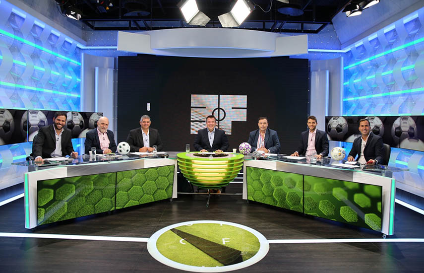 TyC Sports se distingue por una programación con más de 15 horas en vivo por día, en su mayoría de producción propia.