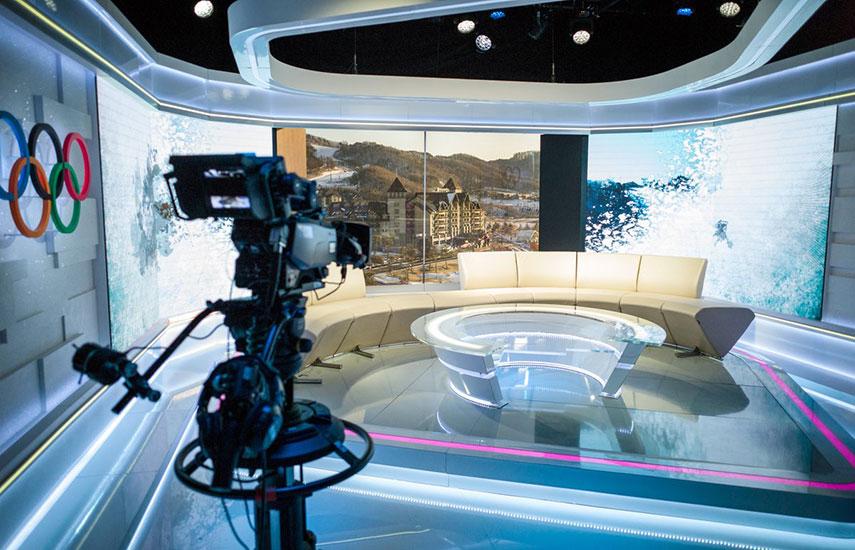 Entre los finalistas está Discovery y Eurosport por Eurosport Cube, un estudio de realidad virtual en vivo durante los Juegos Olímpicos de Invierno. (Foto: @Eurosport)