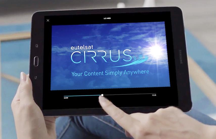 El servicio se verá complementado por una oferta multipantalla de streaming OTT simultáneo a través de una plataforma híbrida nativa.