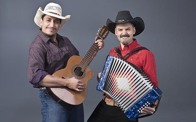Fabian Pazzo y Vince Miranda.