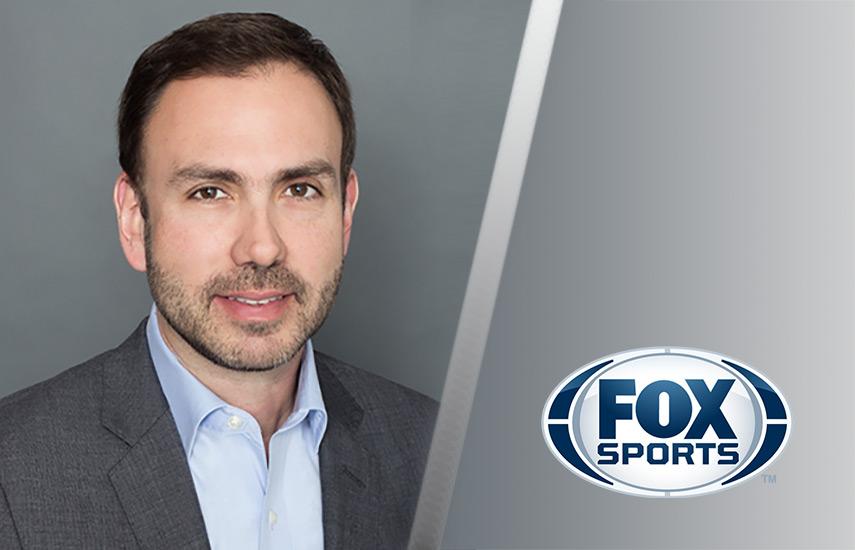 Francisco Pazmiño, SVP de Adquisiciones y Estrategia de Programacion de FOX Sports Latin America.