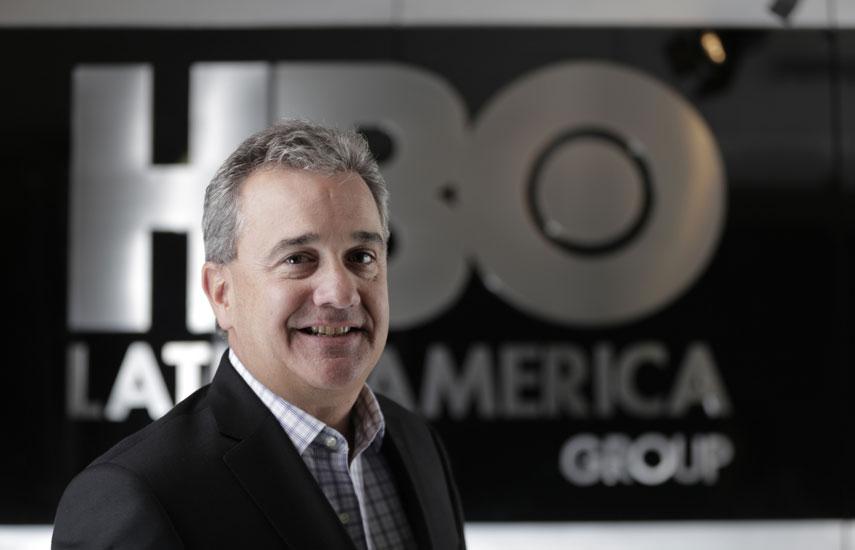 Francisco Smith, vicepresidente ejecutivo de Distribución y Desarrollo de Medios de HBO Latin America.