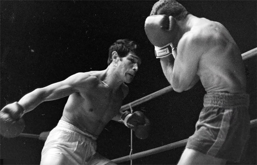Furia: Las peleas de Carlos Monzón se destaca además por la calidad de las imágenes de archivo (tratadas digitalmente), muchas de ellas escasamente vistas.