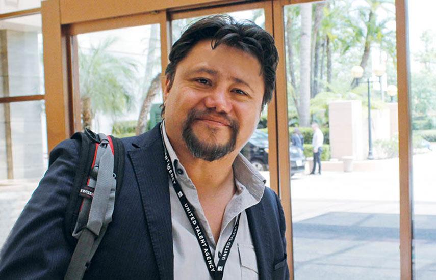 El director y guionista mexicano Gabriel Soriano, al frente de Artesia Film