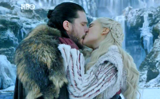 "Kit Harington y Emily Clarke, de ""Games of Thrones"", nominados."
