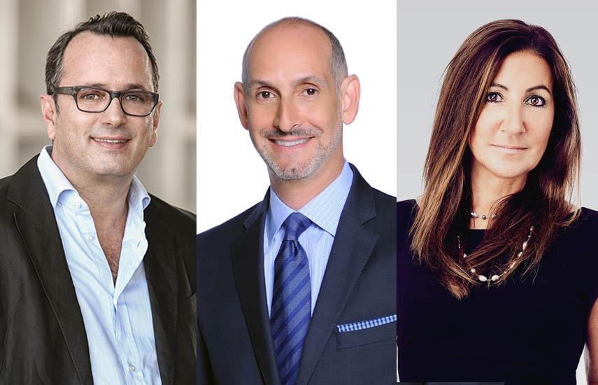 Pierluigi Gazzolo es nuevo presidente de Univision Communications Inc. LuisSilberwasser estará al frente de las propiedades de televisión nacional. Donna Speciale es la nuevapresidenta de Marketing y Ventas Publicitarias.