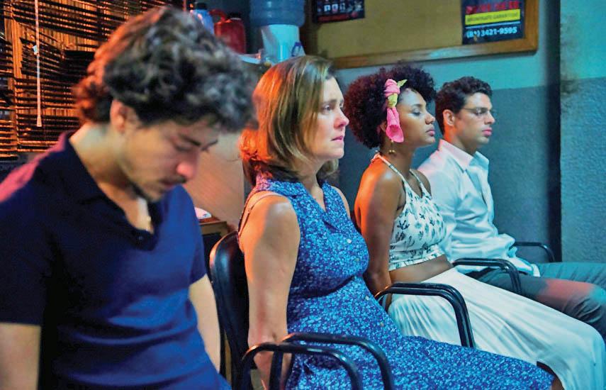 """""""Justicia"""" comienza a partir de la detención de cuatro personas de diferentes orígenes y pasados."""