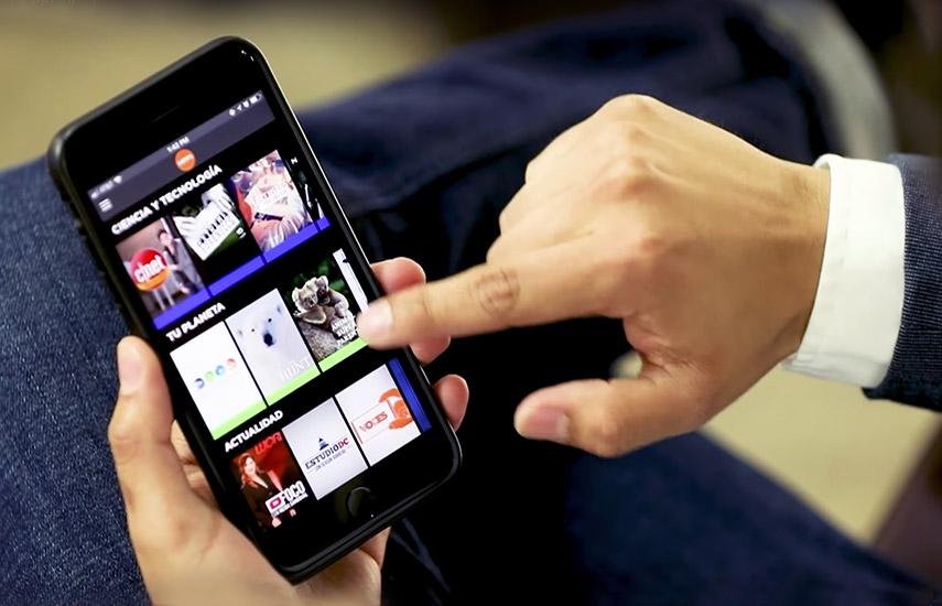 Desde junio la nueva aplicación, podrá ser descargada a través del App store de Apple y Google Play, y está disponible para los suscriptores de la mayoría de los principales operadores pay TV de EEUU.
