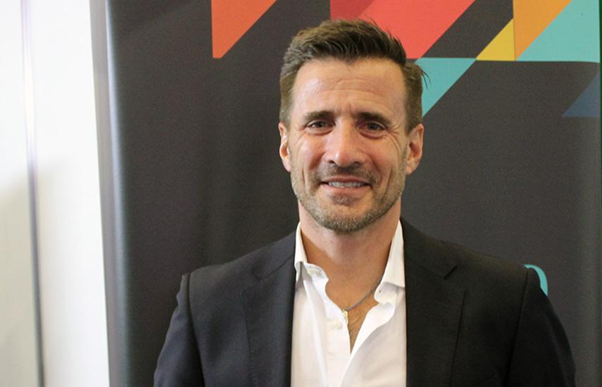 Ignacio Sanz de Acedo, VP de ventas y desarrollo de negocios de Olympusat.