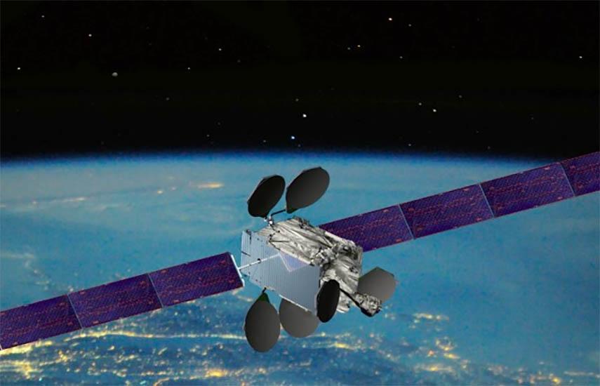El satélite estaba programado para cumplir una misión de 15 años, pero sólo estuvo operativo 3 años.