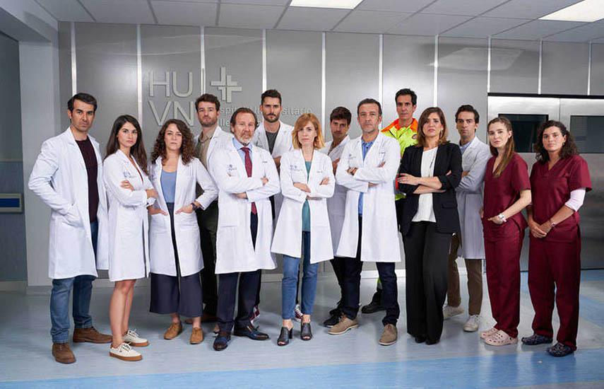 Hospital Valle Norte es una serie de Prime Time cuya trama estará centrada en el equipo de cirugía de un hospital universitario.