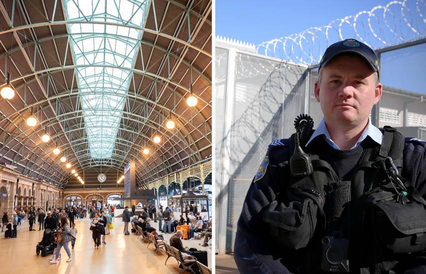 """""""Inside Central Station: Australia's Busiest Railway"""" y """"Australia Behind Bars"""" son los dos nuevos seriados adquiridos por Fred Media a ITV Studios Australia."""
