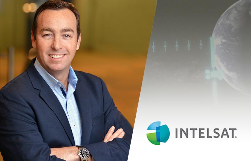 Juan Pablo Cofino, VP regional de Intelsat para América Latina, autor del artículo.