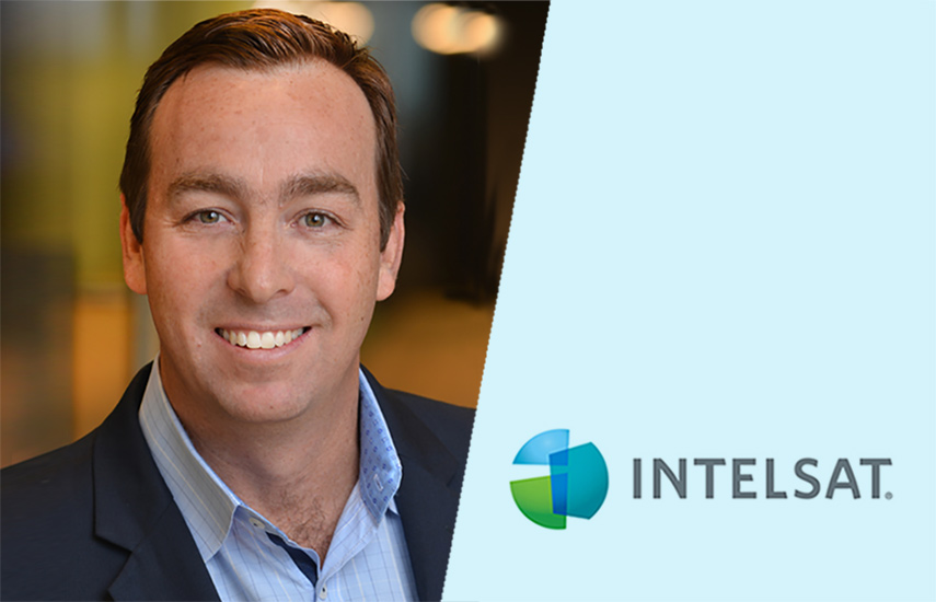 Juan Pablo Cofino, nuevo VP regional para América Latina y el Caribe de Intelsat