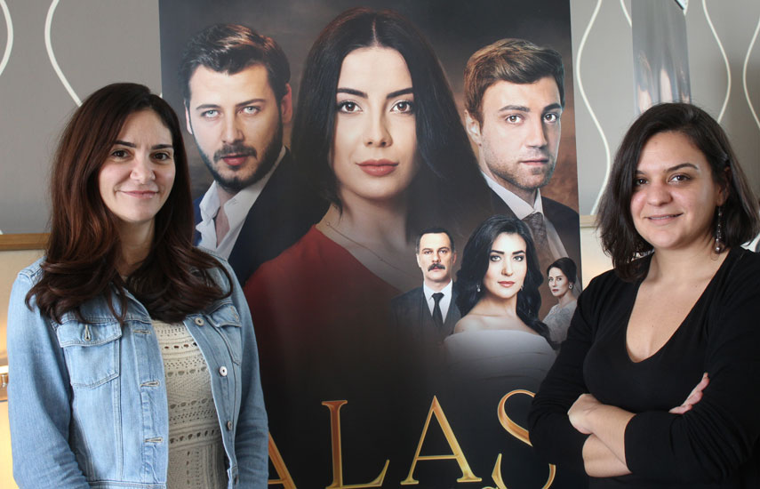 Beatriz Cea Okan y Síbel Levendoğlu, al frente de las Ventas del grupo turco en el reciente NATPE