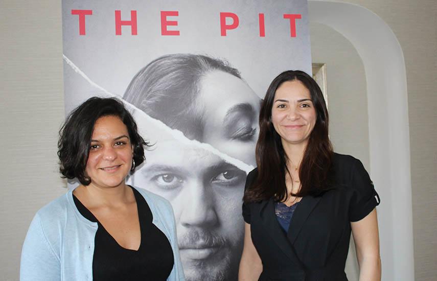 Sibel Levendoğlu y Beatriz Cea Okan, ejecutivas de ventas de Inter Medya