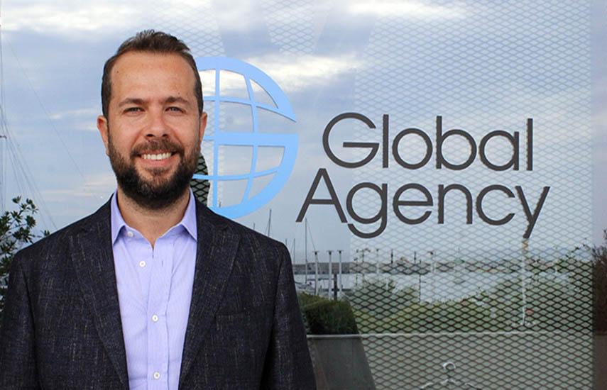 Izzet Pinto, fundador y CEO de Global Agency.
