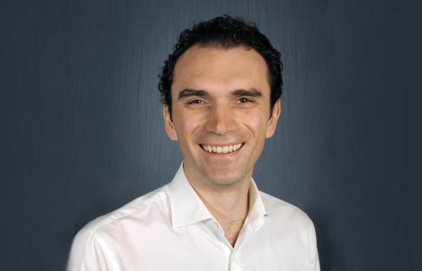 Jacques-Edouard Guillemot. VP sénior Insight en Nagra.